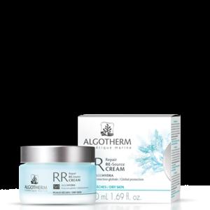 Estetica La Crisalide - Crema Riparatrice RE Source 50 ml Algotherm Italia